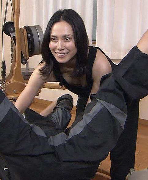 中谷美紀 エロ画像2