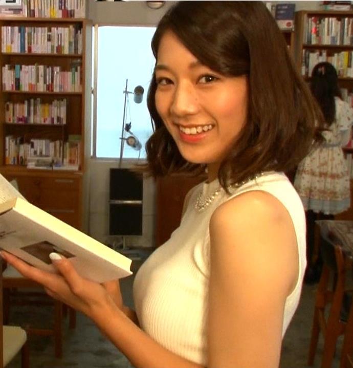 佐藤美希 横乳画像3