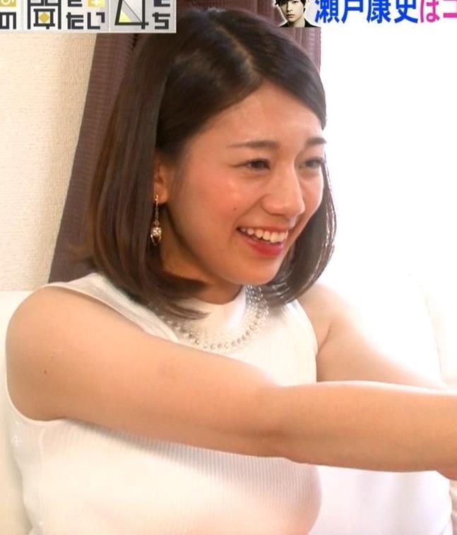佐藤美希 横乳画像6
