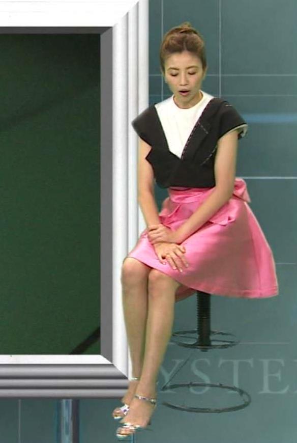 片瀬那奈 ミニスカート画像2