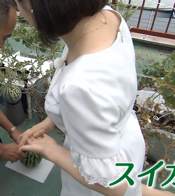 相内優香 横乳画像4