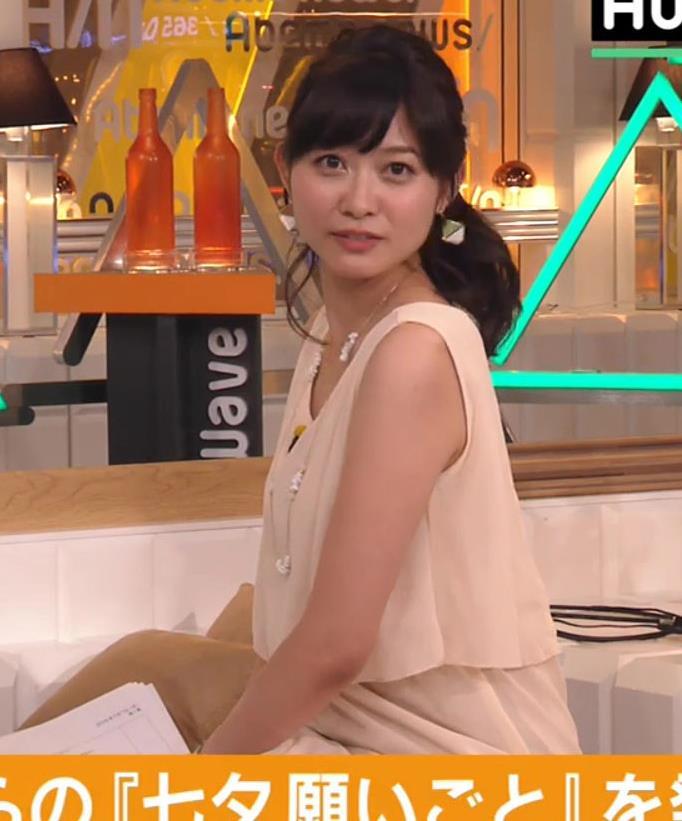 久冨慶子 胸チラ画像6