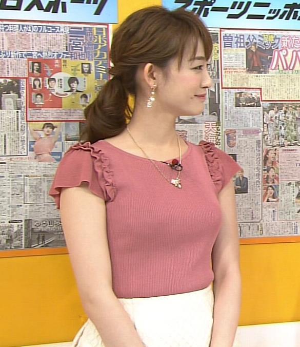 新井恵理那 巨乳画像2