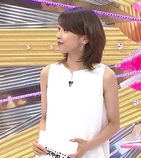 加藤綾子 ワンピース画像5