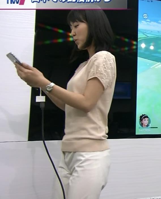 近江友里恵 尻画像7