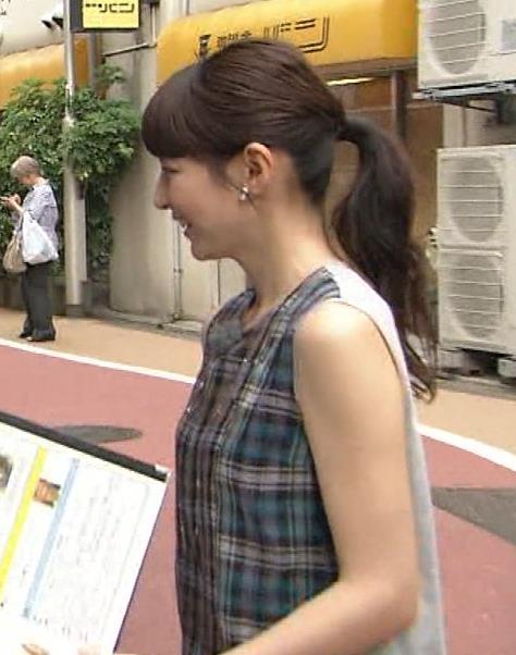 平井理央 横乳画像3