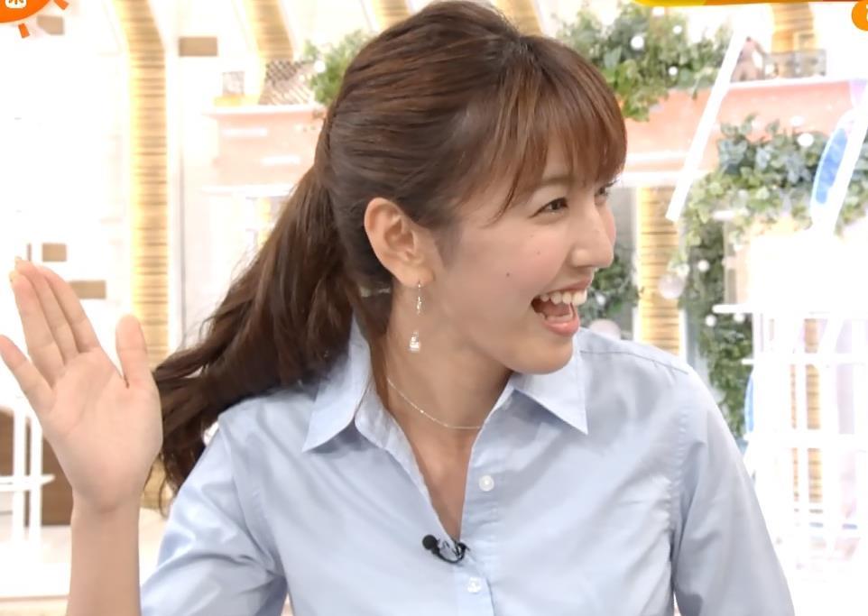 小澤陽子 横乳画像7