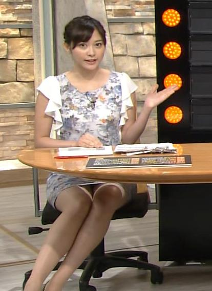 久冨慶子 パンチラ画像7