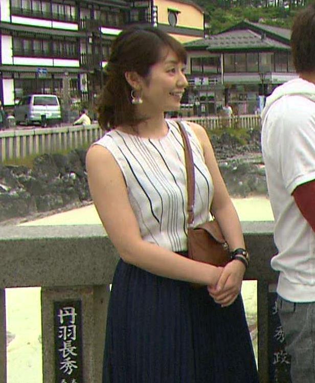 谷桃子 横乳画像