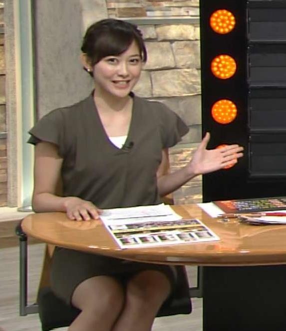 久冨慶子 太もも画像2