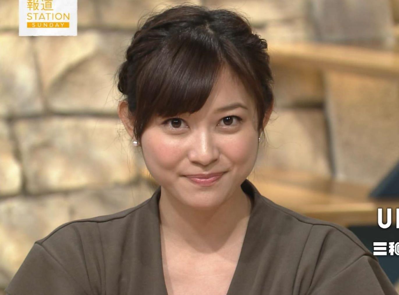 久冨慶子 太もも画像9