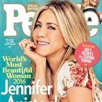 ピープル誌の「世界で最も美しい女性 2016年」はJennifer Aniston(ジェニファー・アニストン)に決定