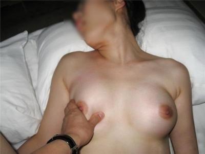 美乳セフレ ヌード&ハメ撮り画像 11