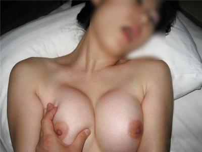 美乳セフレ ヌード&ハメ撮り画像 12