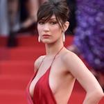 アメリカの19歳スーパーモデル Bella Hadid(ベラ・ハディッド)がカンヌに超セクシードレスで登場