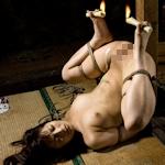 日本美女の緊縛ヌード画像