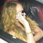 Mariah Carey(マライヤ・キャリー) ハミ乳して乳輪見えてる画像