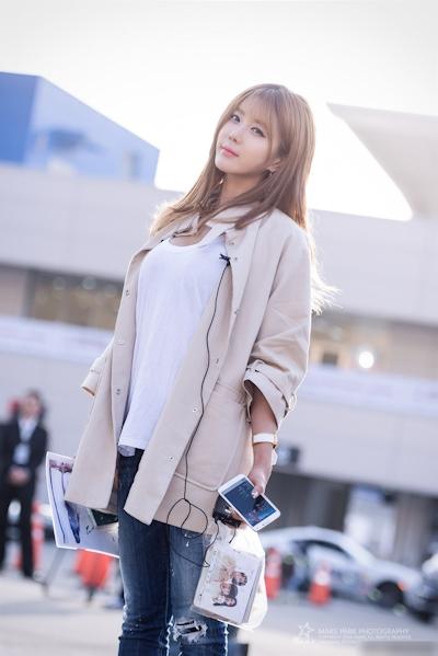 韓国美女モデル Heo Yun Mi(허윤미/ホ・ユンミ/許允美) レースクイーン画像 1