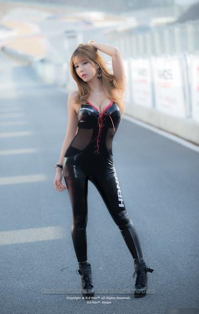 韓国美女モデル Heo Yun Mi(허윤미/ホ・ユンミ/許允美) レースクイーン画像 4