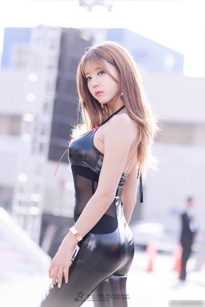 韓国美女モデル Heo Yun Mi(허윤미/ホ・ユンミ/許允美) レースクイーン画像 5