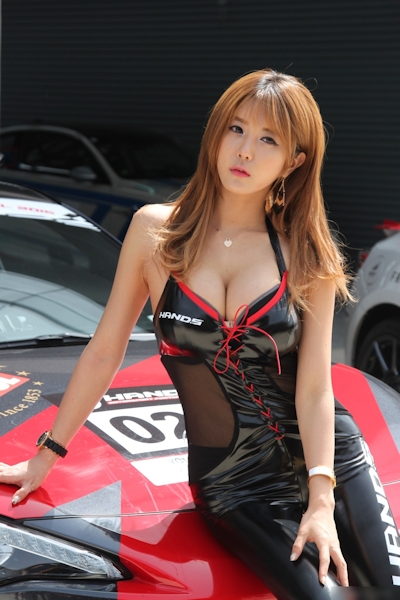 韓国美女モデル Heo Yun Mi(허윤미/ホ・ユンミ/許允美) レースクイーン画像 6