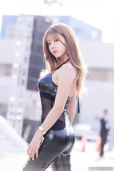 韓国美女モデル Heo Yun Mi(허윤미/ホ・ユンミ/許允美) レースクイーン画像 8