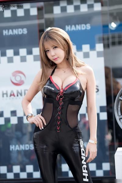 韓国美女モデル Heo Yun Mi(허윤미/ホ・ユンミ/許允美) レースクイーン画像 16