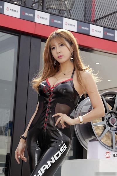 韓国美女モデル Heo Yun Mi(허윤미/ホ・ユンミ/許允美) レースクイーン画像 18