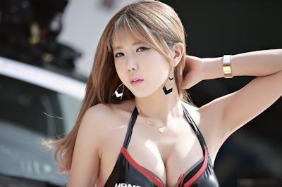韓国美女モデル Heo Yun Mi(허윤미/ホ・ユンミ/許允美) レースクイーン画像 19