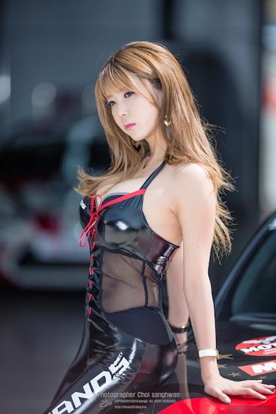 韓国美女モデル Heo Yun Mi(허윤미/ホ・ユンミ/許允美) レースクイーン画像 20