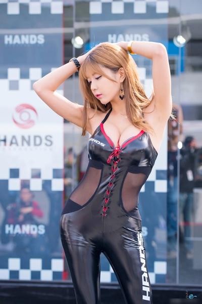 韓国美女モデル Heo Yun Mi(허윤미/ホ・ユンミ/許允美) レースクイーン画像 21