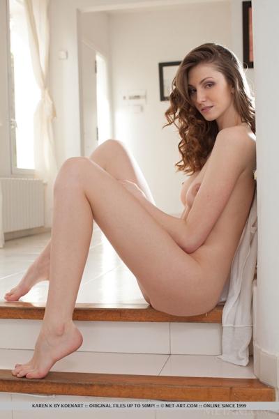 Karen K Nude 6