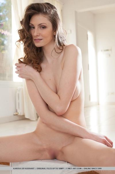 Karen K Nude 9