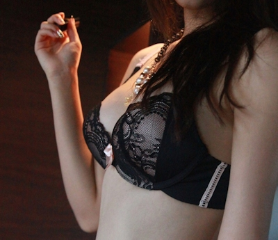 韓国美女モデル セクシーランジェリー画像 2