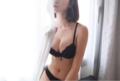 韓国美女モデル セクシーランジェリー画像 26