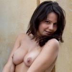 イタリア美女 Chiara セクシーヌード画像