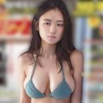 片山萌美 セクシービキニ画像6