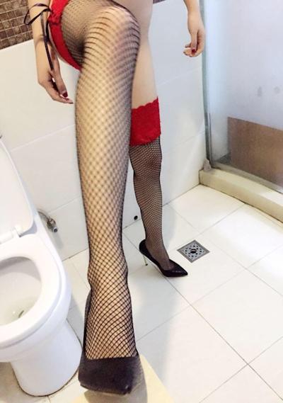 美乳な中国素人女性 自分撮りヌード画像 5