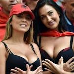 サッカー欧州選手権(UEFA EURO 2016) 美女サポーター画像特集