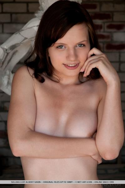 ウクライナ美女 ASolana  ヌード画像 06