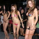 タイのナイトクラブで撮影したセクシー画像