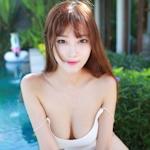 中国美女モデル sugar小甜心CC セクシーグラビア画像