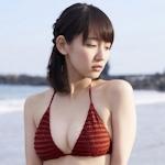 吉岡里帆 セクシービキニ画像5