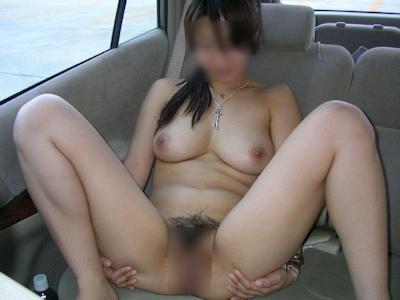 日本の素人女性のプライベートヌード画像 45