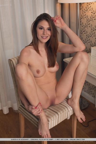Karen K Nude 10