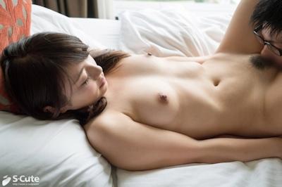清楚なDカップウブ娘 Misuzu セックスシーン画像 9