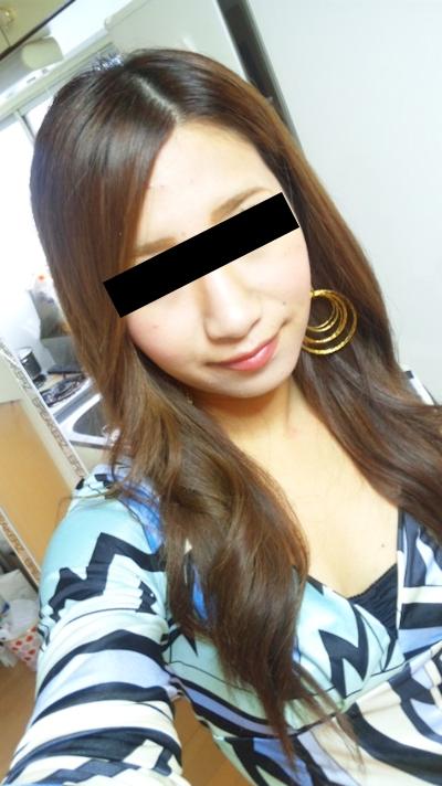ギャル系日本素人美女 ヌード画像 1