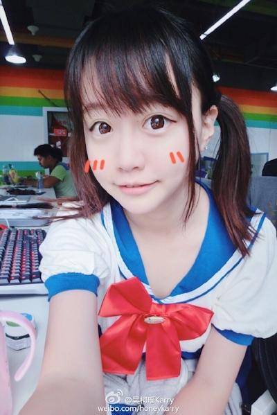 かわいすぎる中国のiOS開発者 吴柯瑶(Wu Keyao) 5