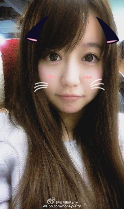 かわいすぎる中国のiOS開発者 吴柯瑶(Wu Keyao) 8