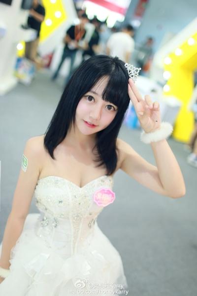 かわいすぎる中国のiOS開発者 吴柯瑶(Wu Keyao) 16